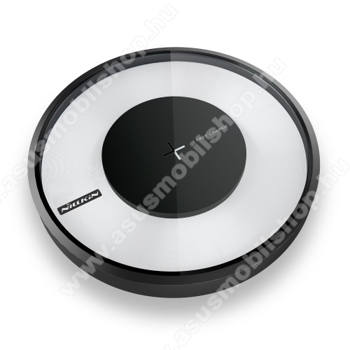 ASUS Zenfone 2 Laser (ZE500KL)NILLKIN Magic Disk VI - QI Univerzális vezeték nélküli töltő - 9V / 2A, 5V / 1,7A - FEKETE