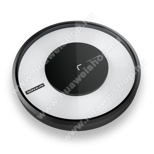 NILLKIN Magic Disk VI - QI Univerzális vezeték nélküli töltő - 9V / 2A, 5V / 1,7A - FEKETE