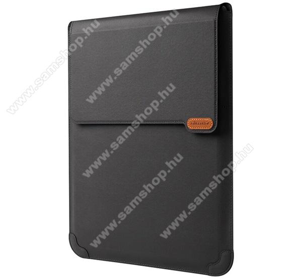 NILLKIN VERSATILE UNIVERZÁLIS 3in1 Tablet / Laptop tok / táska - cseppálló, 18° és 25°-os szögben állítható, asztali tartó, egérpad funkció - FEKETE - 16