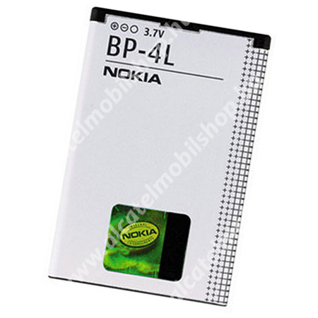 NOKIA akku 1500 mAh LI-Polymer - BP-4L - GYÁRI - Csomagolás nélküli