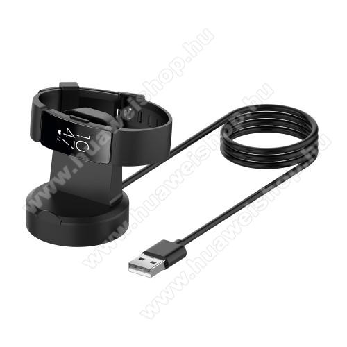Okosóra asztali töltő - mágneses, 1m - Fitbit Inspire / Fitbit Inspire HR