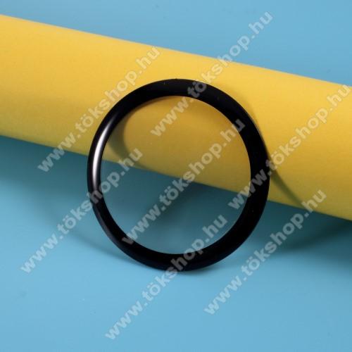 Okosóra képernyővédő fólia - 1db - 3D Curved, A teljes kijelzőt védi! - FEKETE - SAMSUNG Galaxy Watch Active2 44mm