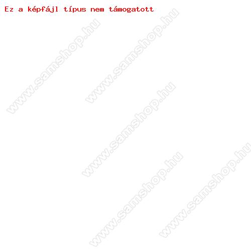 Okosóra pót szíj - valódi bőr, 15mm széles - Xiaomi Amazfit Smartwatch 2 / Xiaomi Amazfit Verge 2 - FEKETE