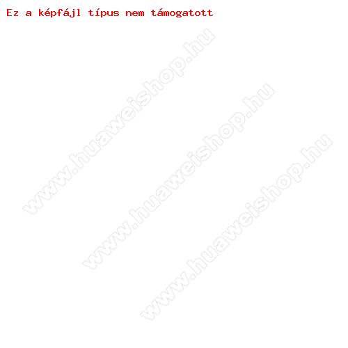 Okosóra pót szíj - valódi bőr - Xiaomi Amazfit Smartwatch 2 / Xiaomi Amazfit Verge 2 - FEKETE