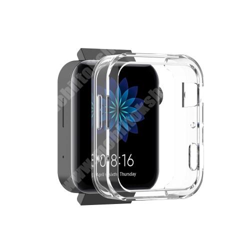Okosóra szilikontok - ÁTLÁTSZÓ - Xiaomi Mi Watch (For China Market)