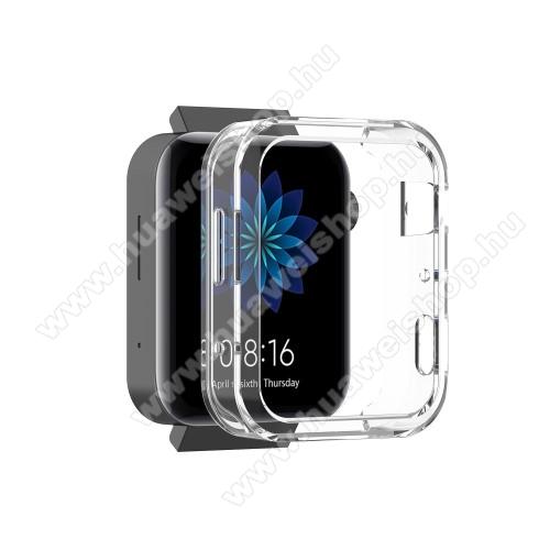 Okosóra szilikontok - ÁTLÁTSZÓ - Xiaomi Mi Watch