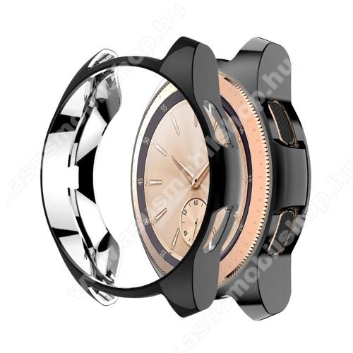 Okosóra szilikontok - FEKETE - SAMSUNG SM-R810NZ Galaxy Watch 42mm