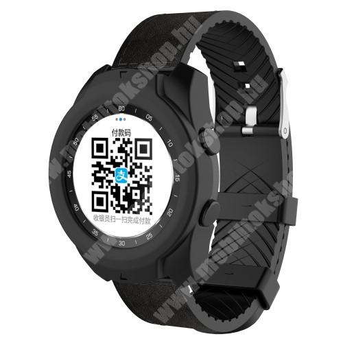 Okosóra szilikontok - FEKETE - Ticwatch Pro Watch
