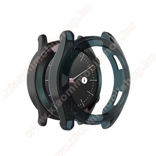 Okosóra szilikontok - KÉK - HUAWEI Watch GT 42mm