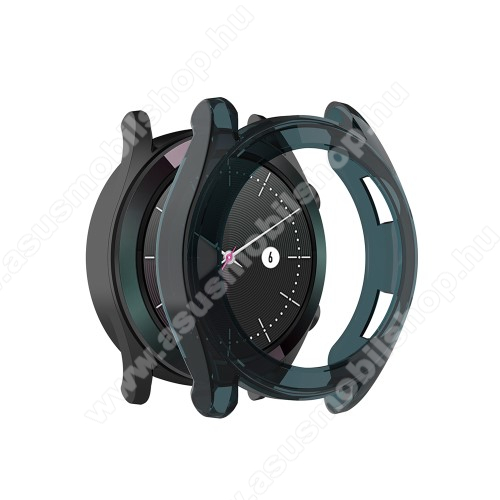 Okosóra szilikontok - KÉK - HUAWEI Watch GT Elegant 42mm