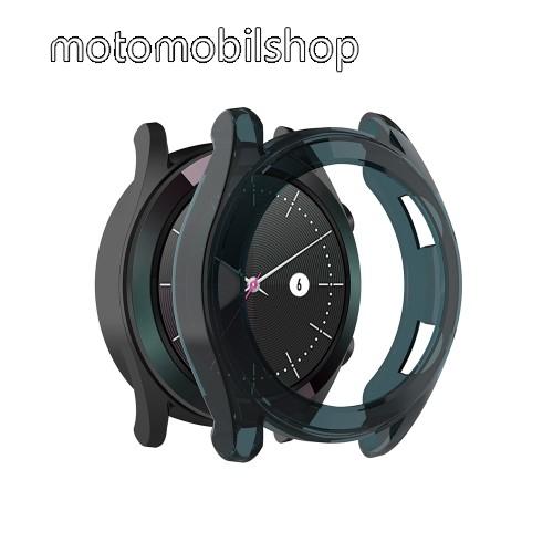 Okosóra szilikontok - KÉK - HUAWEI Watch GT 2 42mm