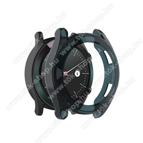 Okosóra szilikontok - KÉK - HUAWEI Watch GT 46mm / HUAWEI Watch GT 2 46mm