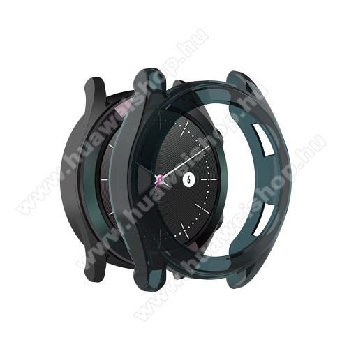 HUAWEI Watch GT 46mmOkosóra szilikontok - KÉK - HUAWEI Watch GT 46mm / HUAWEI Watch GT 2 46mm