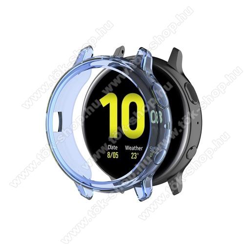 Okosóra szilikontok - KÉK - SAMSUNG Galaxy Watch Active2 44mm