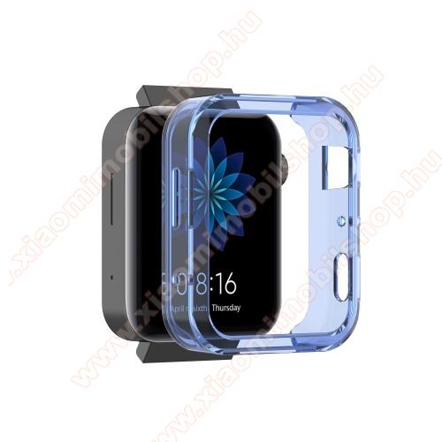 Xiaomi Mi WatchOkosóra szilikontok - KÉK - Xiaomi Mi Watch