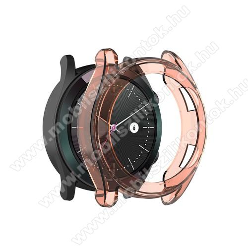 Okosóra szilikontok - NARANCS - HUAWEI Watch GT Elegant 42mm