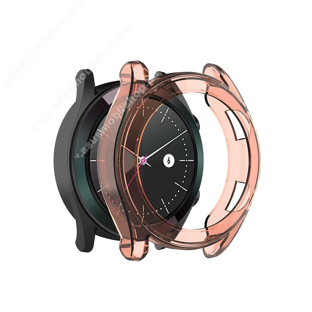 Okosóra szilikontok - NARANCS - HUAWEI Watch GT 46mm / HUAWEI Watch GT 2 46mm / HONOR Magicwatch 2 46mm