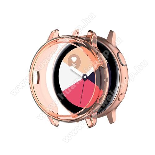 Okosóra szilikontok - NARANCS - SAMSUNG Galaxy Watch Active2 40mm