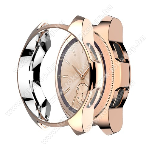 Okosóra szilikontok - ROSE GOLD - SAMSUNG Galaxy Watch 46mm / SAMSUNG Gear S3 Frontier