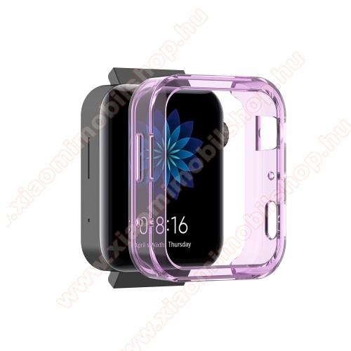 Xiaomi Mi WatchOkosóra szilikontok - RÓZSASZÍN - Xiaomi Mi Watch