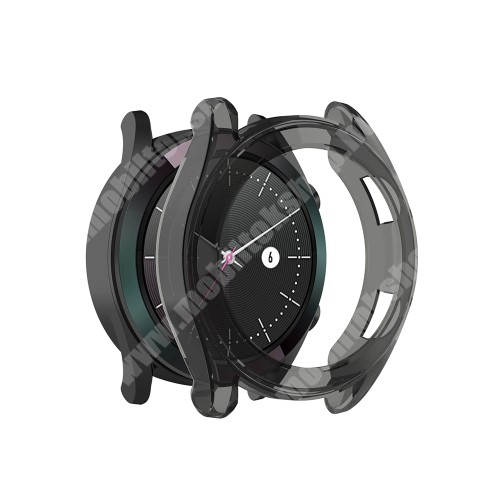 Okosóra szilikontok - SZÜRKE - HUAWEI Watch GT 2 42mm