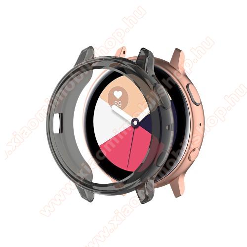 Okosóra szilikontok - SZÜRKE - SAMSUNG Galaxy Watch Active2 40mm