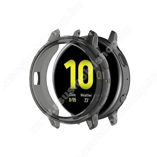 Okosóra szilikontok - SZÜRKE - SAMSUNG Galaxy Watch Active2 44mm