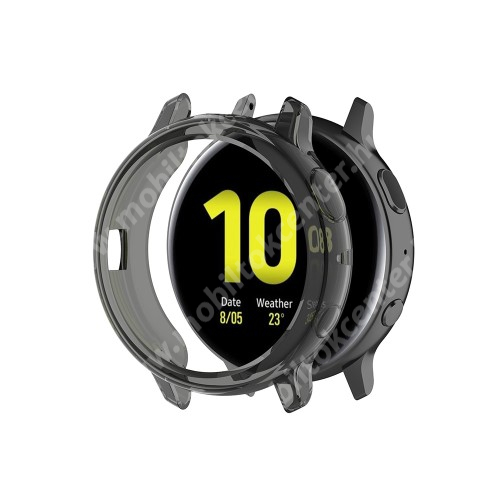 Okosóra szilikontok - SZÜRKE - SAMSUNG Galaxy Watch Active2 44mm