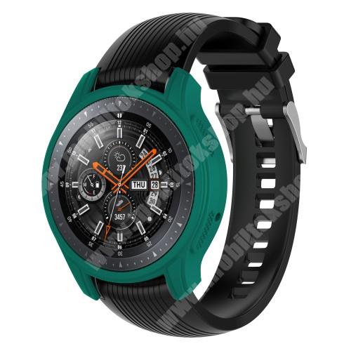 Okosóra szilikontok - ZÖLD - SAMSUNG Galaxy Watch 46mm / SAMSUNG Gear S3 Frontier