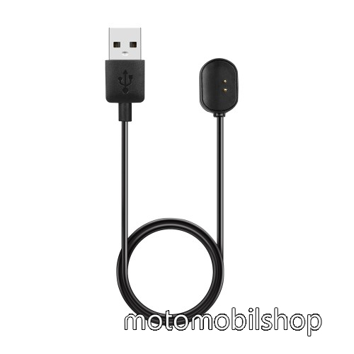 Okosóra töltő / USB töltő - 1m - Xiaomi Amazfit COR 2
