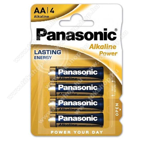PANASONIC Elem (AA, LR6APB, 1.5V, Ceruza) 4db /csomag