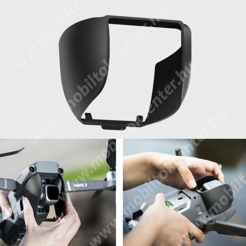 PGYTECH DJI Mavic 2-höz kamera napellenző / objektív védőburkolat - FEKETE