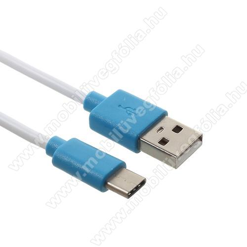 DJI Mavic AirPINZUN 2A adatatátviteli kábel / USB töltő - USB / USB Type-C, 1m - KÉK