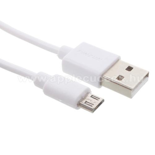 PINZUN adat�tvitel adatk�bel - USB / micro USB, 1m - FEH�R