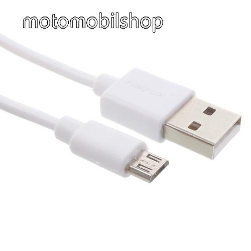 MOTOROLA DEXT MB220 PINZUN adatátvitel adatkábel - USB / micro USB, 1m - FEHÉR