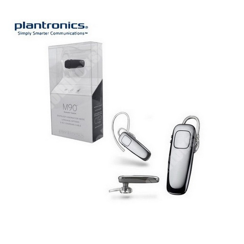 BLACKBERRY 8120 Pearl PLANTRONICS M90 BLUETOOTH HEADSET / JAMES BOND - multipoint - FEKETE - GYÁRI