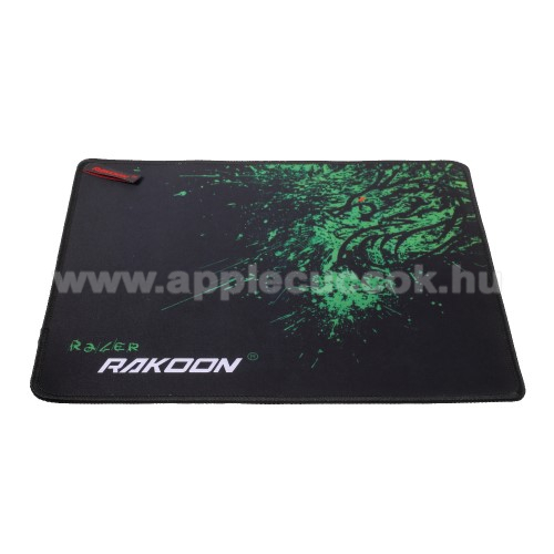 RAKOON Eg�rpad - Z�LD S�RK�NY MINT�S - 250 x 300mm - FEKETE / Z�LD