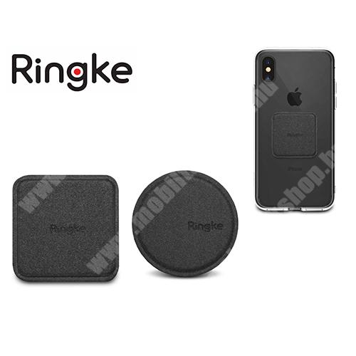 Blackphone RINGKE fémlap mágneses autós tartókhoz - 2db - GYÁRI