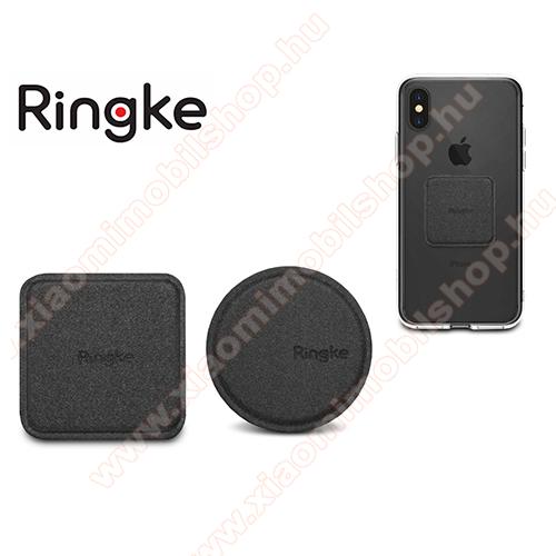 RINGKE fémlap mágneses autós tartókhoz - 2db - GYÁRI