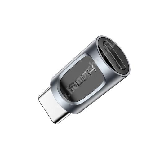 HUAWEI Honor 9 ROCK adapter microUSB 2.0-át USB 3.1 Type C-re alakítja - adatátvitelre is képes - GYÁRI