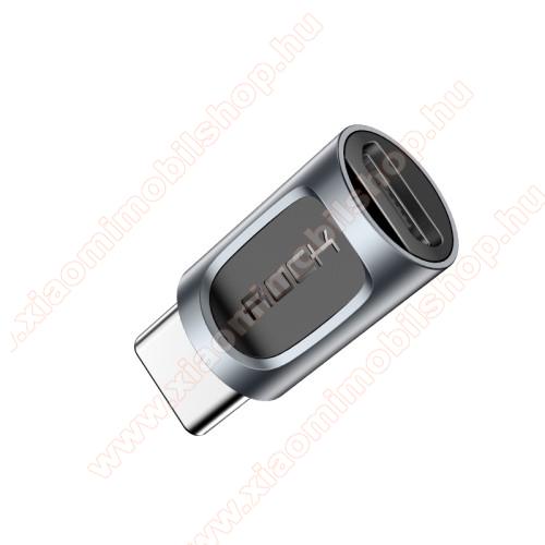 Xiaomi Mi True Wireless Earphones LiteROCK adapter microUSB 2.0-át USB 3.1 Type C-re alakítja - adatátvitelre is képes - GYÁRI