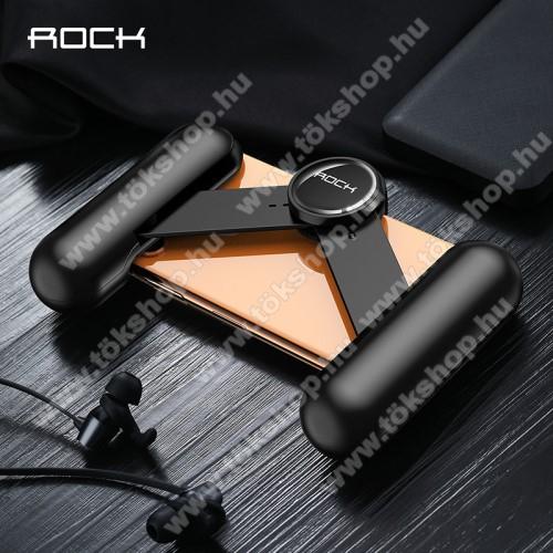 ROCK UNIVERZÁLIS Kontroller / telefontartó - FPS játékokhoz, összecsukható, hőelvezető lyukak, 6.5