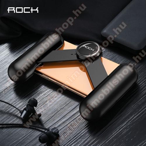 Xiaomi Redmi Note 7ROCK UNIVERZÁLIS Kontroller / telefontartó - FPS játékokhoz, összecsukható, hőelvezető lyukak, 6.5