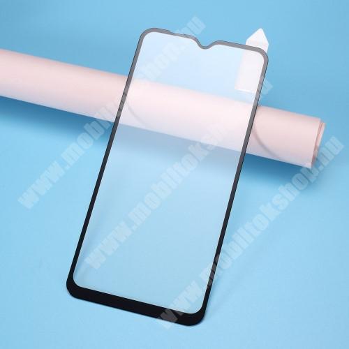 Xiaomi Redmi 8 RURIHAI 3D előlap védő karcálló edzett üveg, 0.26mm - FEKETE - Xiaomi Redmi 8 - A TELJES KIJELZŐT VÉDI! - GYÁRI