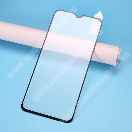Xiaomi Redmi Note 8 RURIHAI 3D előlap védő karcálló edzett üveg, 0.26mm - FEKETE - Xiaomi Redmi Note 8 - A TELJES KIJELZŐT VÉDI! - GYÁRI