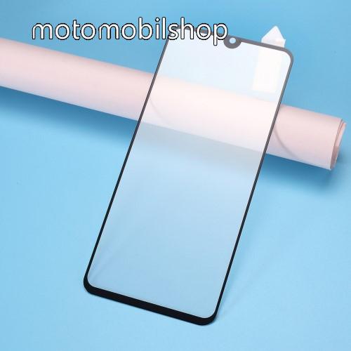 RURIHAI 3D előlap védő karcálló edzett üveg, 0.26mm - FEKETE - Xiaomi Mi CC9e / Xiaomi Mi A3 - A TELJES KIJELZŐT VÉDI! - GYÁRI