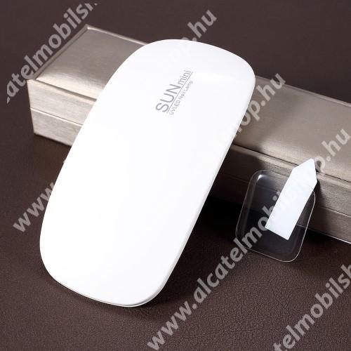 RURIHAI 3D Full Glue UV Liquid előlap védő karcálló edzett üveg, 0.26mm, UV lámpával - ÁTLÁTSZÓ - APPLE Watch Series 4 40mm - GYÁRI