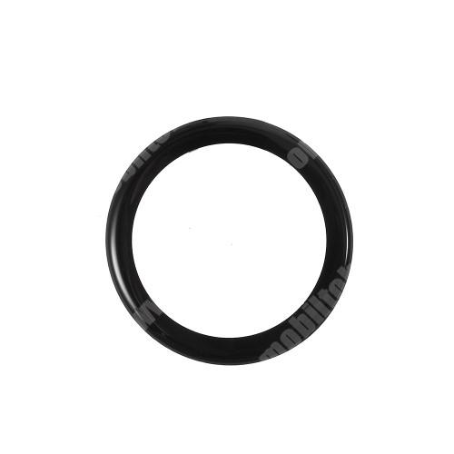 RURIHAI 3D okosóra képernyővédő fólia - 1db - 3D Curved, A teljes kijelzőt védi! - FEKETE - HUAWEI Watch GT 2 46mm / HONOR Magicwatch 2 46mm - GYÁRI