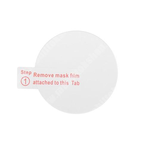 RURIHAI Okosóra előlap védő karcálló edzett üveg - 0.18mm, 9H, A képernyő sík részét védi - HUAWEI Watch GT 2 46mm / HONOR Magicwatch 2 46mm - GYÁRI