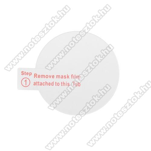 HUAWEI Honor MagicWatch 2 46mmRURIHAI Okosóra előlap védő karcálló edzett üveg - 0.18mm, 9H, A képernyő sík részét védi - HUAWEI Watch GT 2 46mm / HONOR Magicwatch 2 46mm - GYÁRI